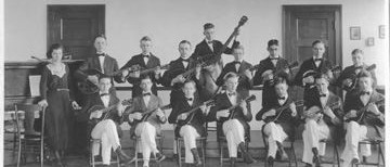 Kalamazoo Central High School Boys Mandolin Orchestra